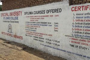 Anglican University, cuac, Reconciliation, Sudan