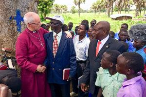 Archbishop in Sudan