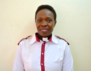 Rev. Capt Florence Aliganyira