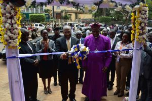 Church House Commissioned and Launched