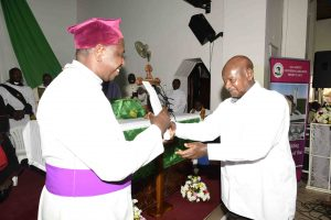 Christians should engage in income generating activities – President Museveni