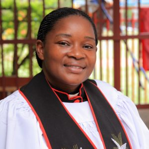 The Very Rev. Canon Dr. Rebecca Nyegenye