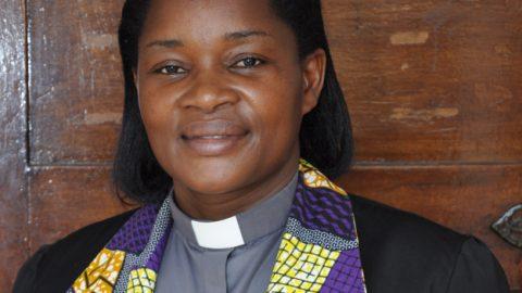 Rev. Canon Dr. Rebecca Margret Nyegenye