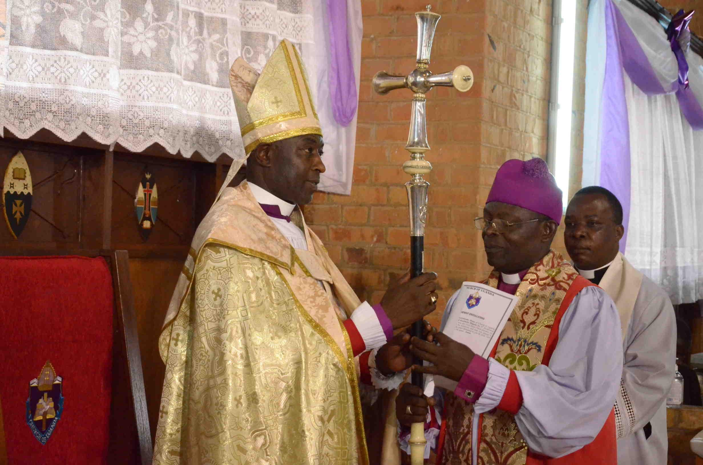 ARCHBISHOP STEPHEN KAZIIMBA ENTHRONED AS 9TH ARCHBISHOP OF UGANDA