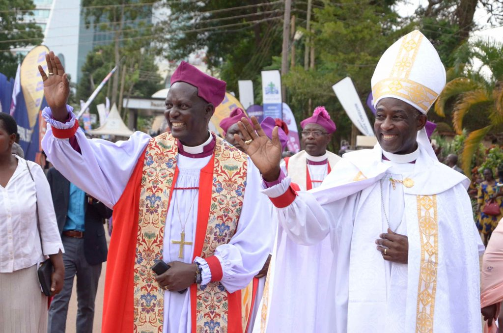 Diocese of Kampala enthrones Bishop Kaziimba