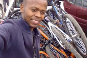 Bikes for change