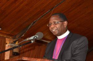 The Most Rev. Stanley Ntagali