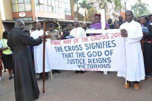 Public Way Of The Cross 2019